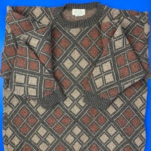 St. Johns Bay Vintage Crewneck Adult XLT XL Cotton